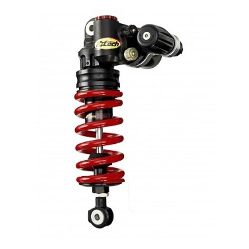 K-Tech Suspension 35DDS Pro Rear Shock Suzuki GSX-R 600 750 2011 2016 Fully Adjustable With ByPass Valve