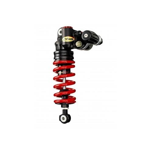 K-Tech Suspension 35DDS Pro Rear Shock Yamaha YZF 1000 R1 2004 2008 Fully Adjustable With ByPass Valve