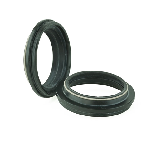 K-Tech Suspension Fork Dust Seals Marzocchi pair - #DSS-026  Marzocchi Fork Dust Seals/45mm/MX/Genuine Marzocchi