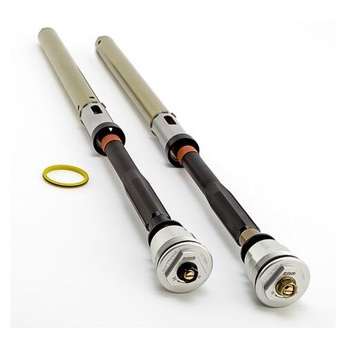 K-Tech Suspension 25SSK IDS Fork Cartridges MV Agusta F4 1000 2009 2012 Marzocchi Forks Includes Springs