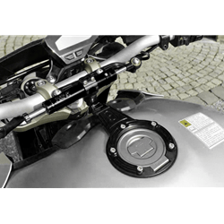 K-Tech Suspension Linear Steering Damper Kit Yamaha FZ09 MT09 2014 2016 Adjustable