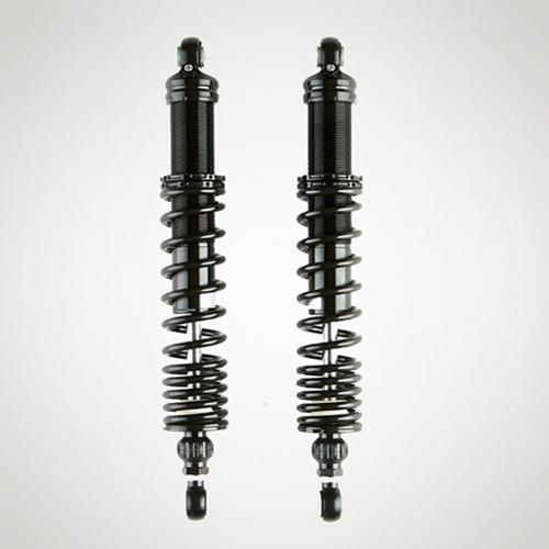 K-Tech Suspension Razor III Rear Shocks Kawasaki ZRX 1100 1200 1997 2008