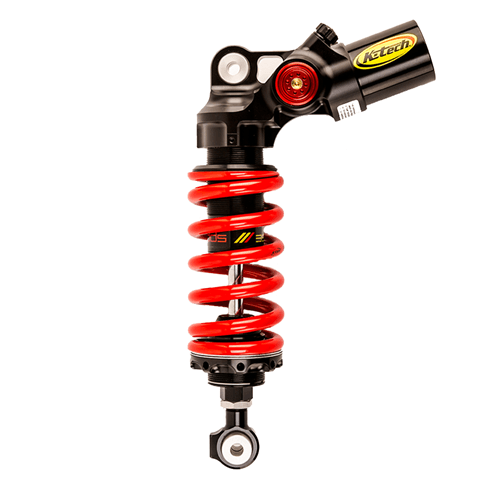 K-Tech Suspension 35DDS Pro Rear Shock Honda CBR 1000RR 2008 2016 Fully Adjustable With ByPass Valve
