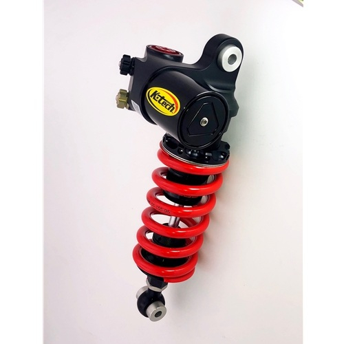 K-Tech Suspension 35DDS Rear Shock 35DDS Lite  Kawasaki Ninja EX400