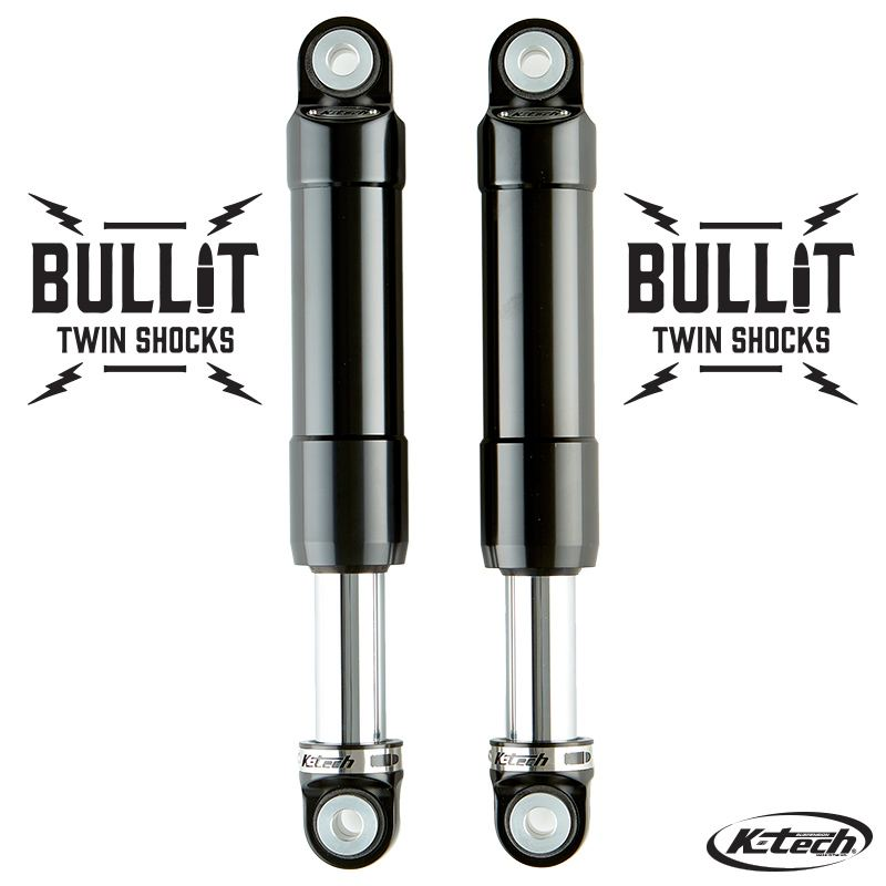 K-Tech Suspension Bullit Rear Shocks
