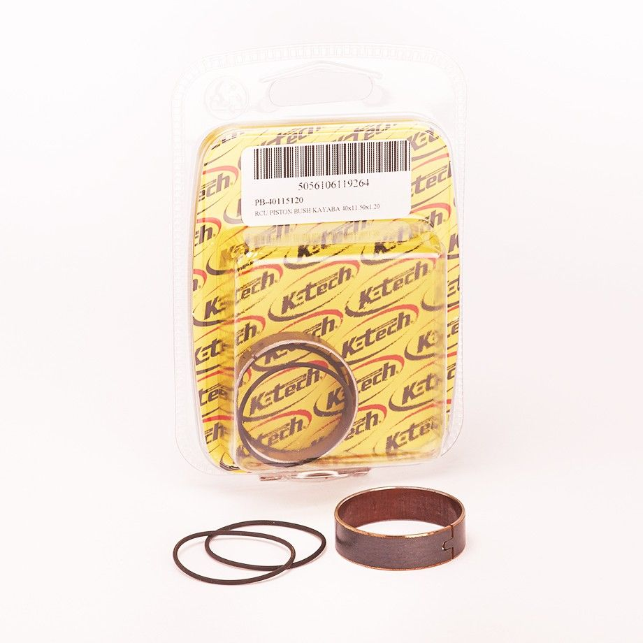 K-Tech Suspension Piston Band - #PB-500810 RCU Piston Bush WP 50x8.00x1.00 (PDS)