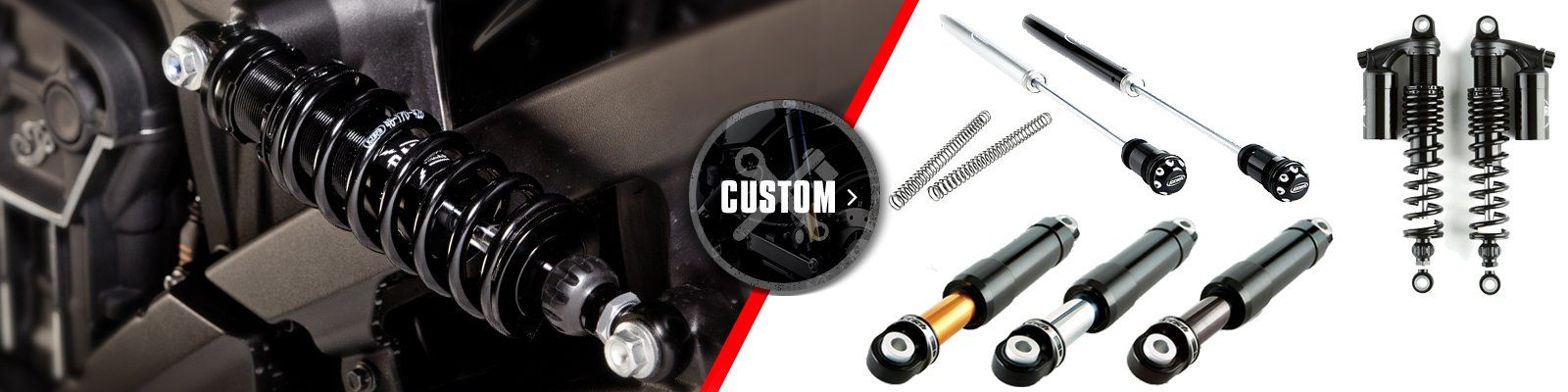K-Tech Motorcycle Suspension Parts