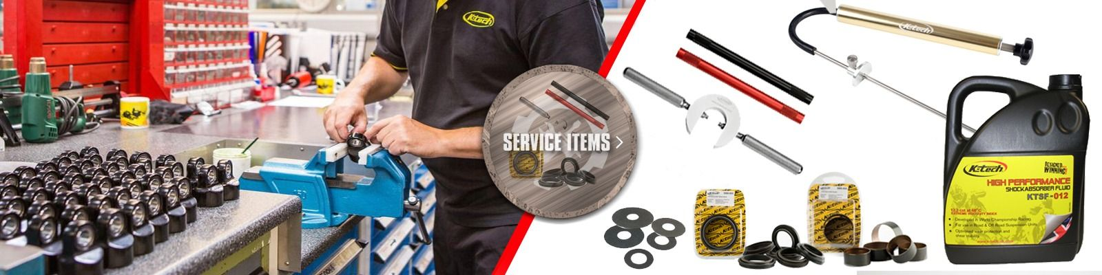 Motorcycle Suspension Replacement Parts and Service Near Me